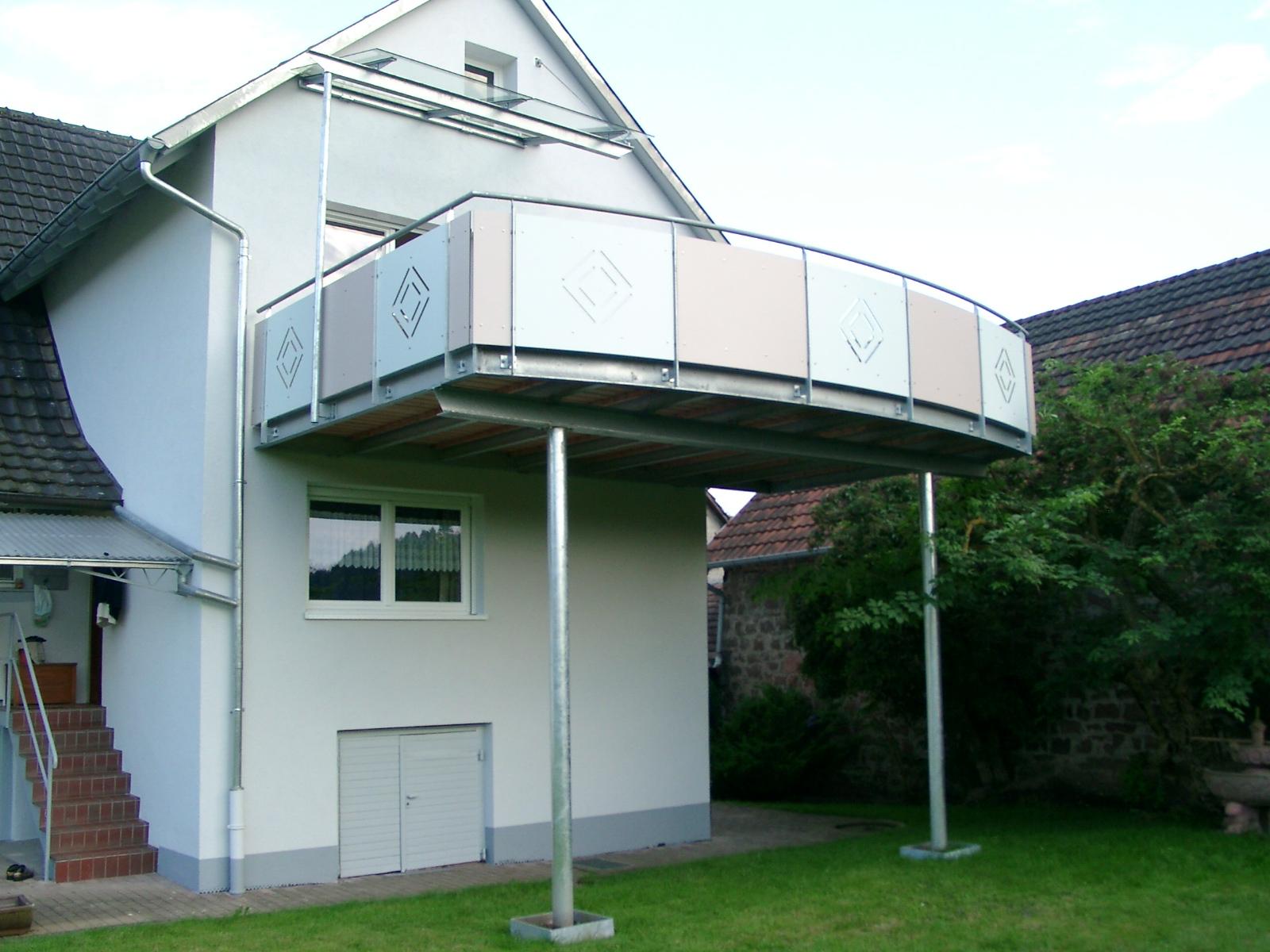 Balkone Aus Stahl Lieferanten: Metallbau meier in passau balkone aus ...